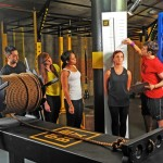 Working out at Gymbox can help you grow…taller!