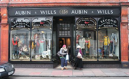 Jack Wills sister brand Aubin & Wills