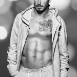 David Beckham Bodywear Christmas Collection for H&M