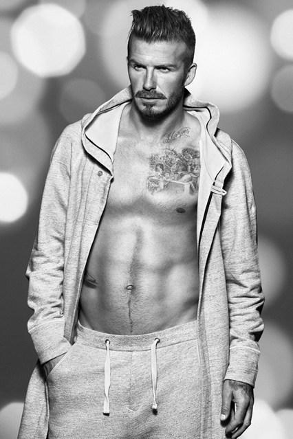 David Beckham H&M bodywear underwear boxers