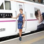 007 Skyfall themed train revealed between Edinburgh & London
