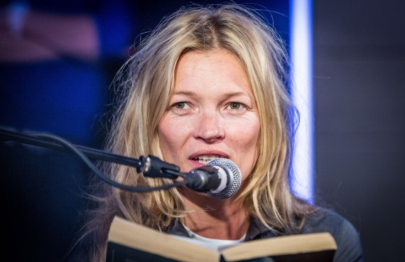 Kate Moss Fifty shades of grey comic relief radio 1