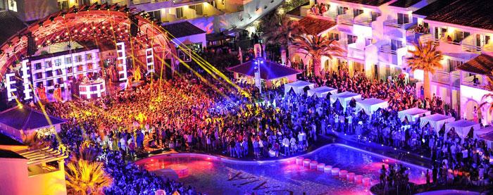 Ushuaia Ibiza Beach Hotel Line Up