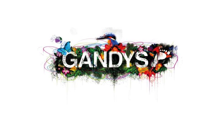 Gandys Flip Flops Logo