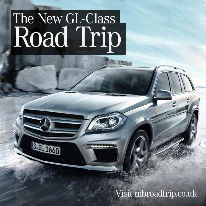 Mercedes Road Trip Competition