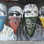 STREET ART London by Frank Malt
