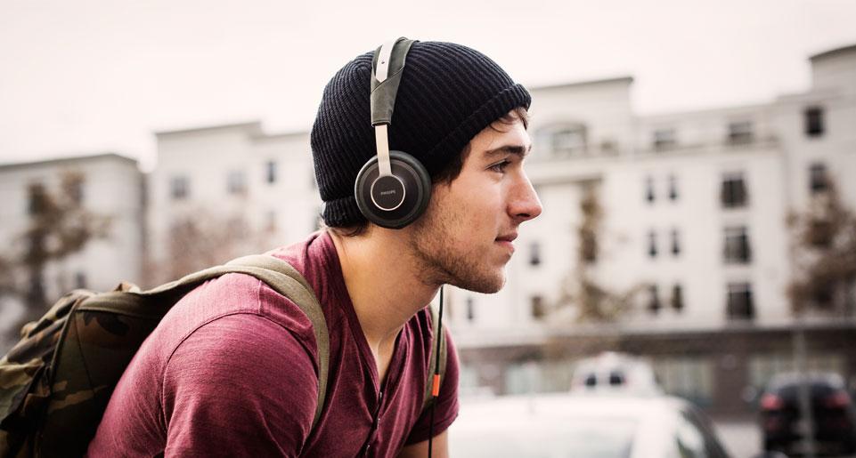 Philips Downtown Headphones