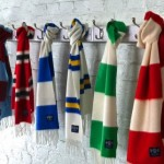 The Gentleman's football scarf by Savile Rogue