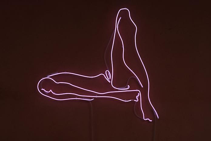 Tracey Emin Neon