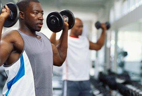 Men Gym