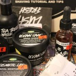 Lush Men x The Nomad Barber 'Guide To The Perfect Shave'