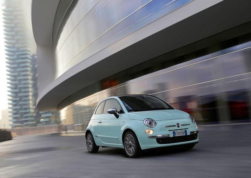 New Fiat 500 Cult