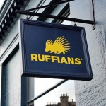 Ruffians Barber Shop, Edinburgh