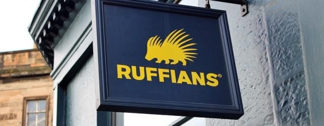 Ruffians, Barber shop, Edinburgh, Covent Garden