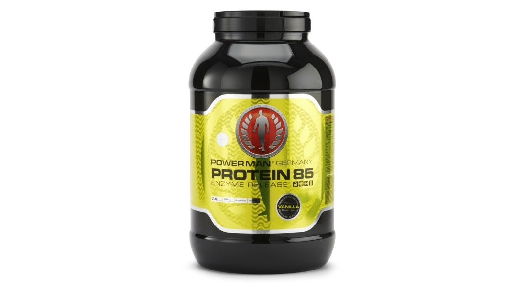 Slow release protein, powerrman