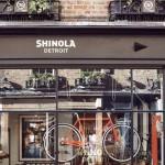 Shinola Detroit opens in London