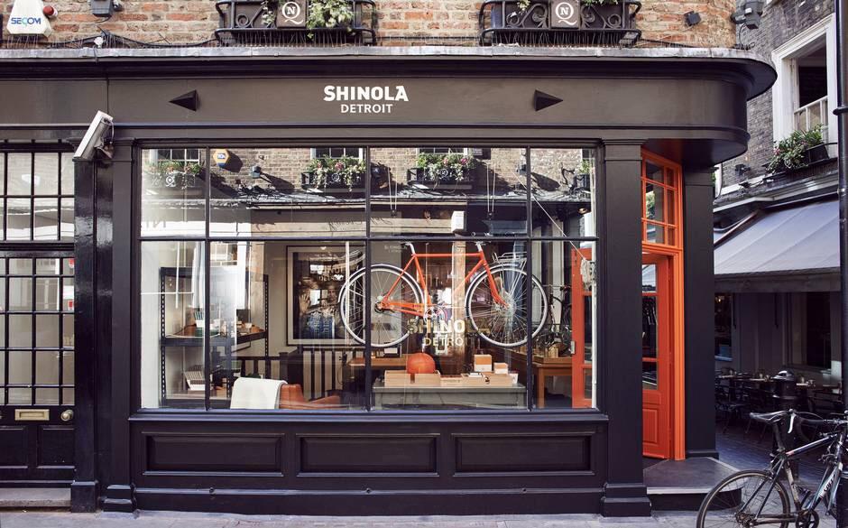 Shinola, london