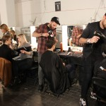 LCM: Backstage @ James Long London with Fudge