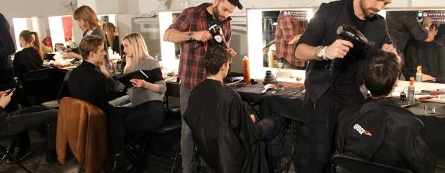 Fudge, Fashion week, LCM, James Long, London, Hair