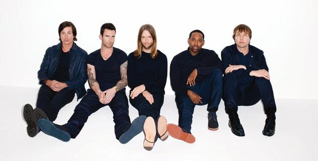 Maroon 5, Sugar, V, Video