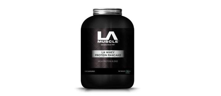 LA Muscle Protein Pancakes