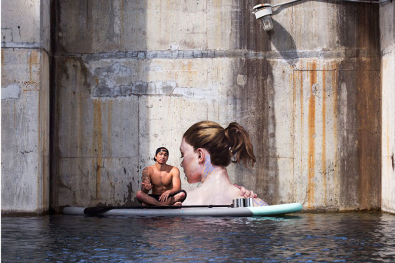 Sean Yoro Hula Girl