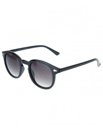 Black Simple Round Sunglasses £7.99