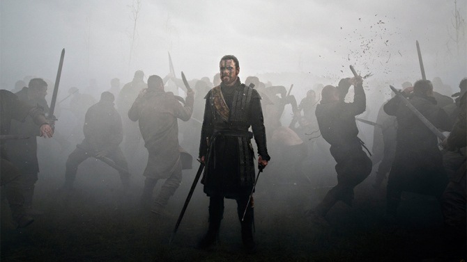 Macbeth fassbender review