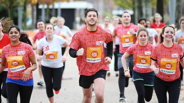 Sport Relief Run