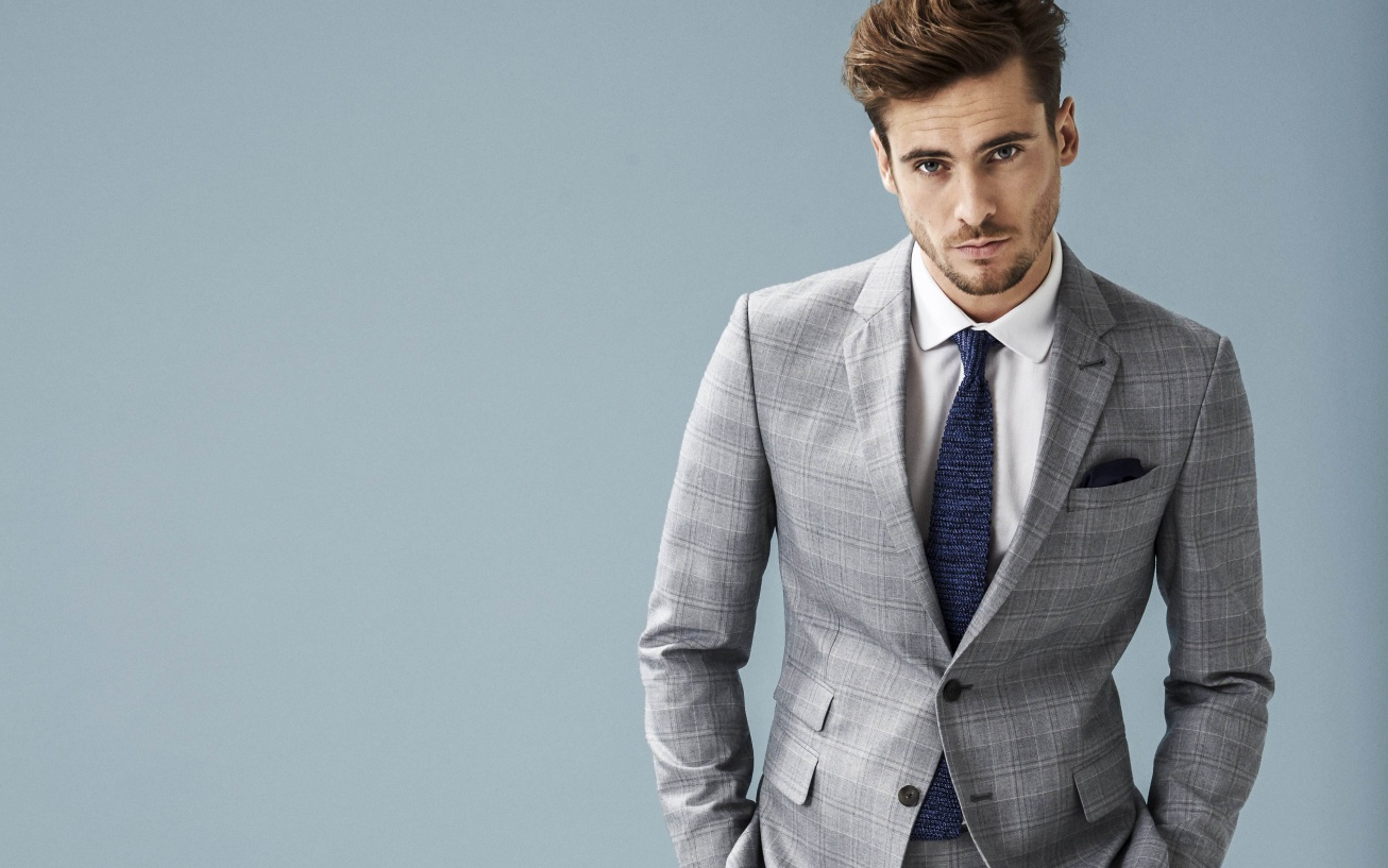 Suit buying guide profile