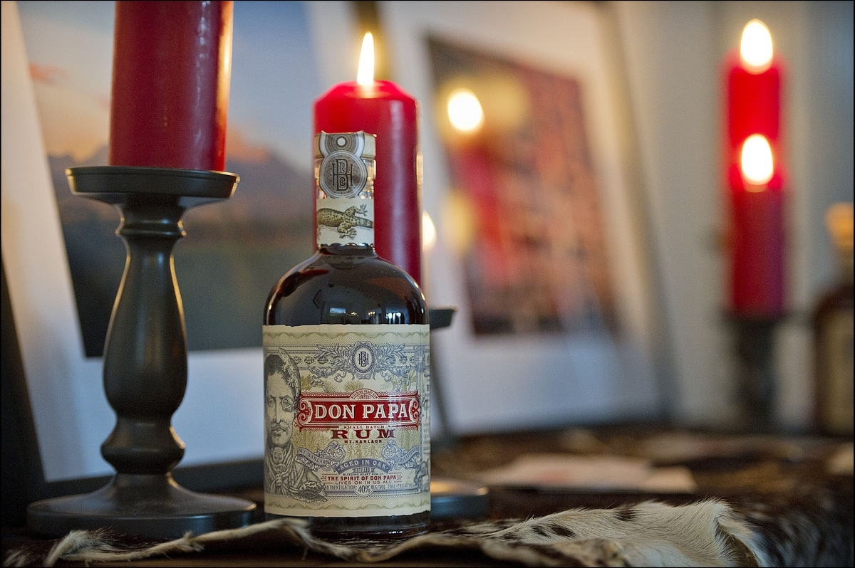 Don Papa Rum evening at Studio 93 Glasgow