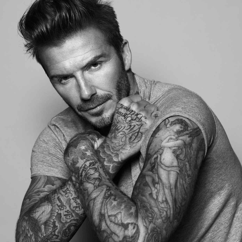 David Beckham Biotherm Homme