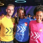 Spinning with 'The Pack' at Virgin Active