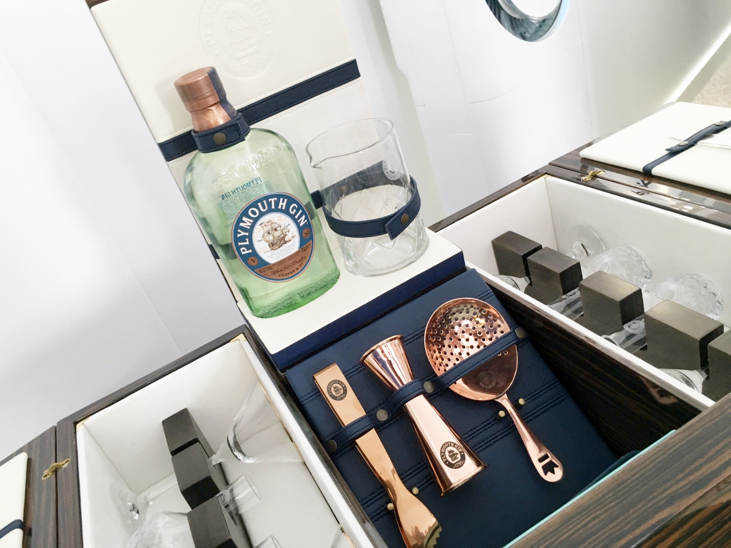 Plymouth Gin Commissioning Kit