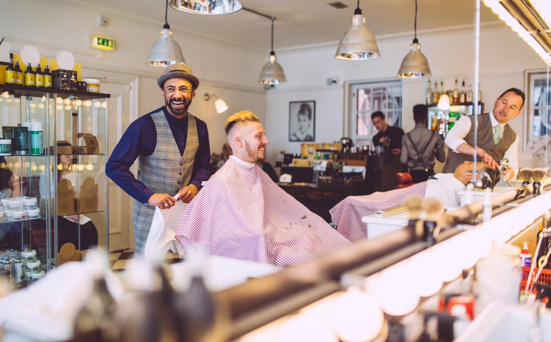 Barbers Bond