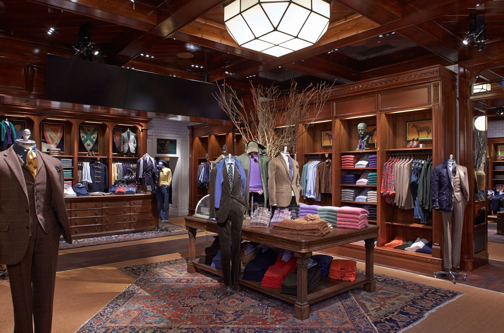 polo ralph lauren opens its new london flagship with the
