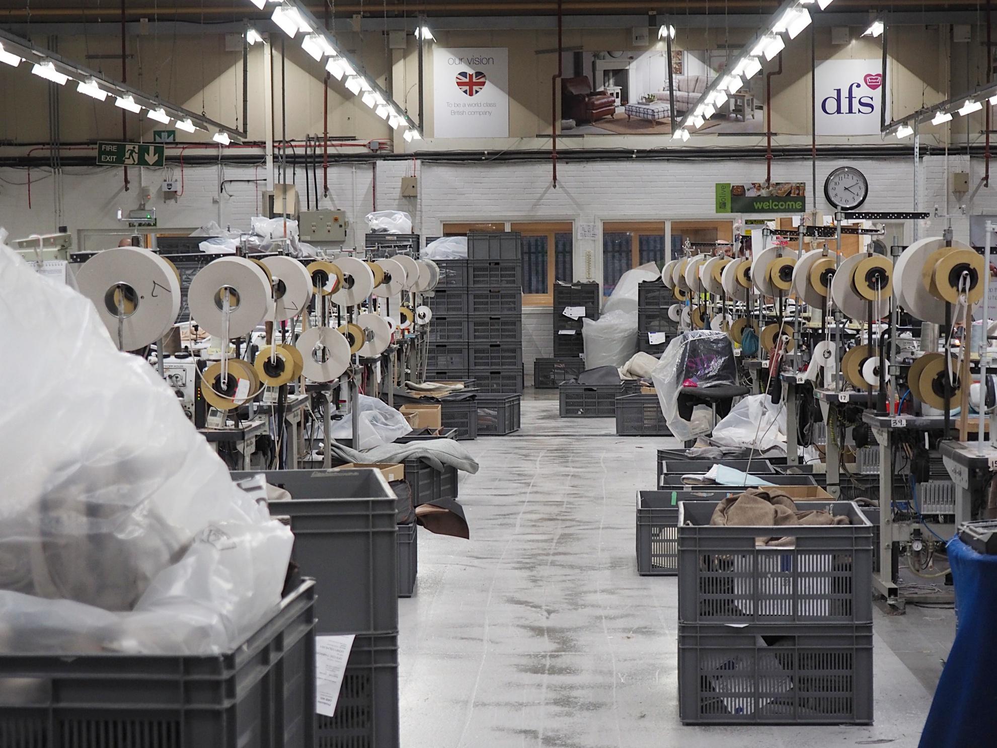 DFS Factory Visit
