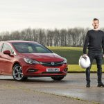 Vauxhall Track Day with Rob Wilson
