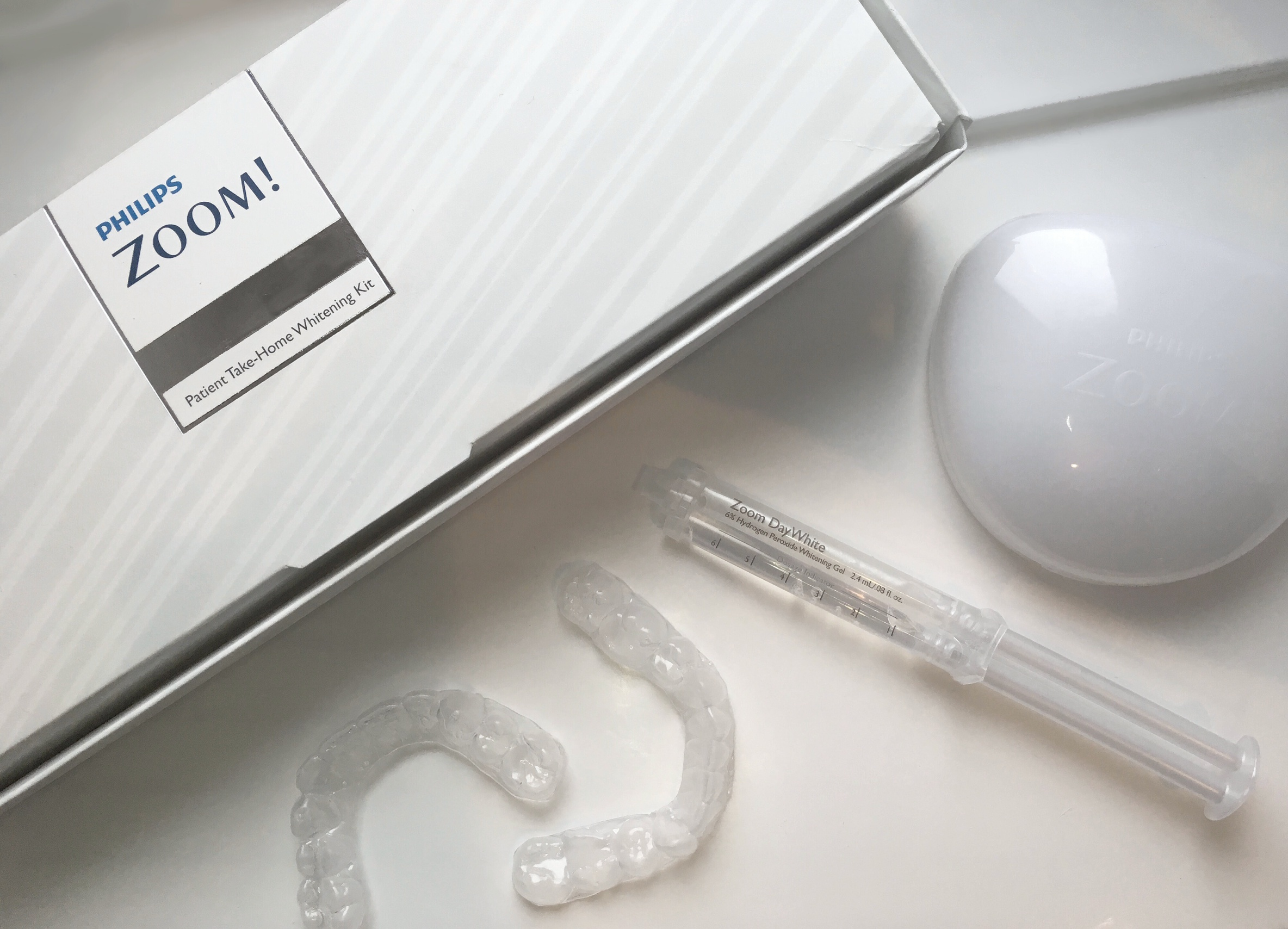 Philips Zoom Teeth Whitening Review The Everyday Man