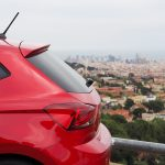 Test driving the new Seat Ibiza in Barcelona