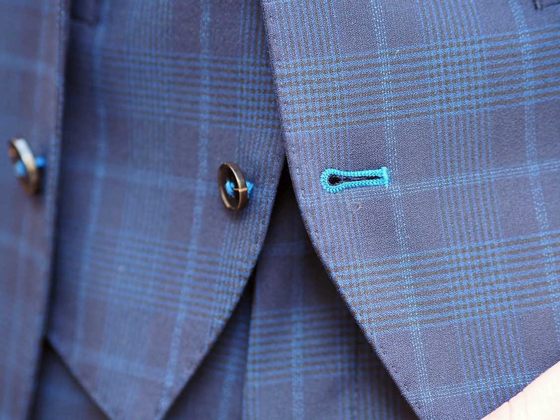 The Everyday man, Remus Uomo suit, lazio suit