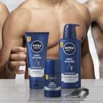 Nivea Men have launched a new Anti-Irritation Body Shaving Range