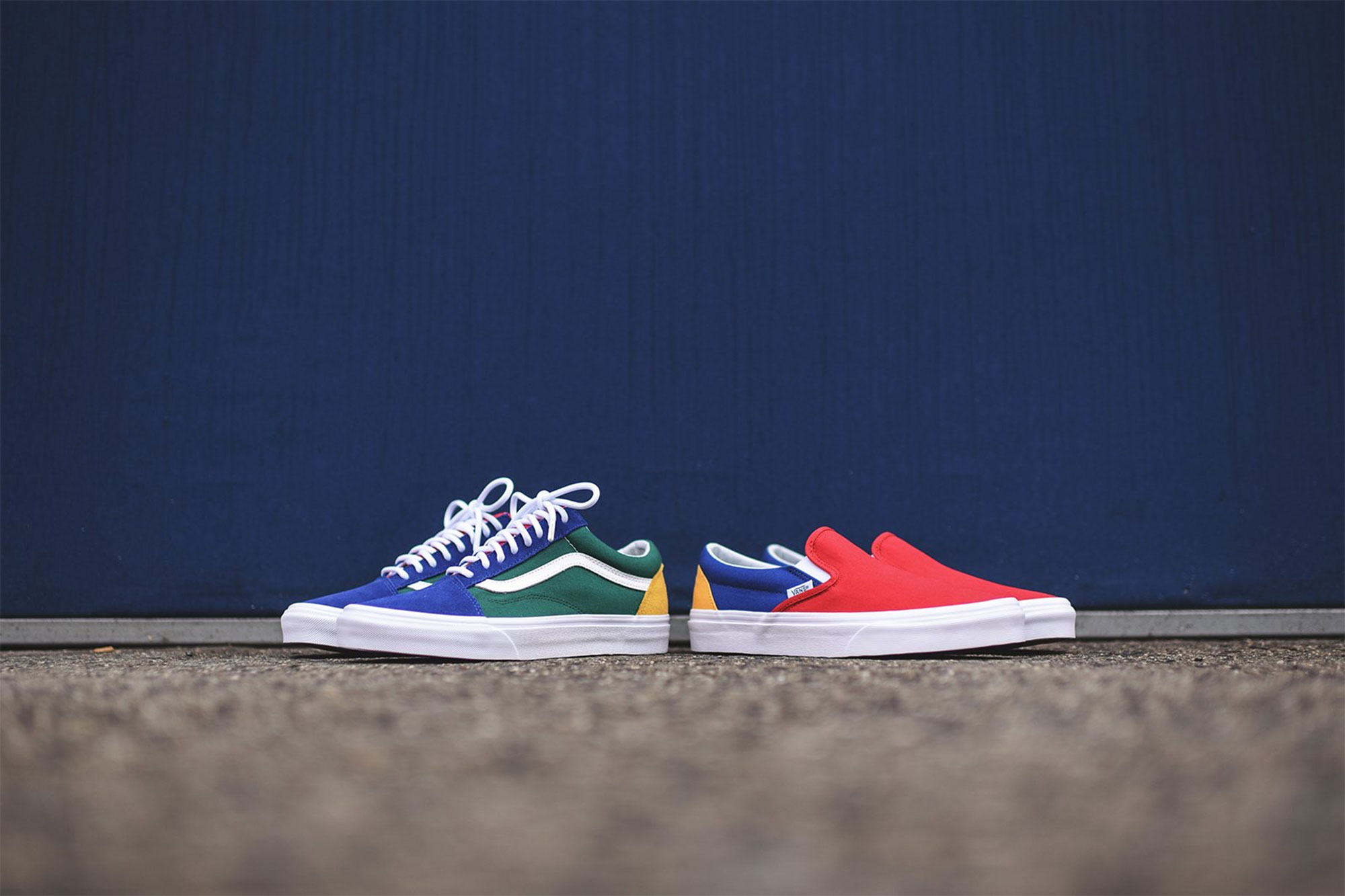The Vans Yacht Club Pack