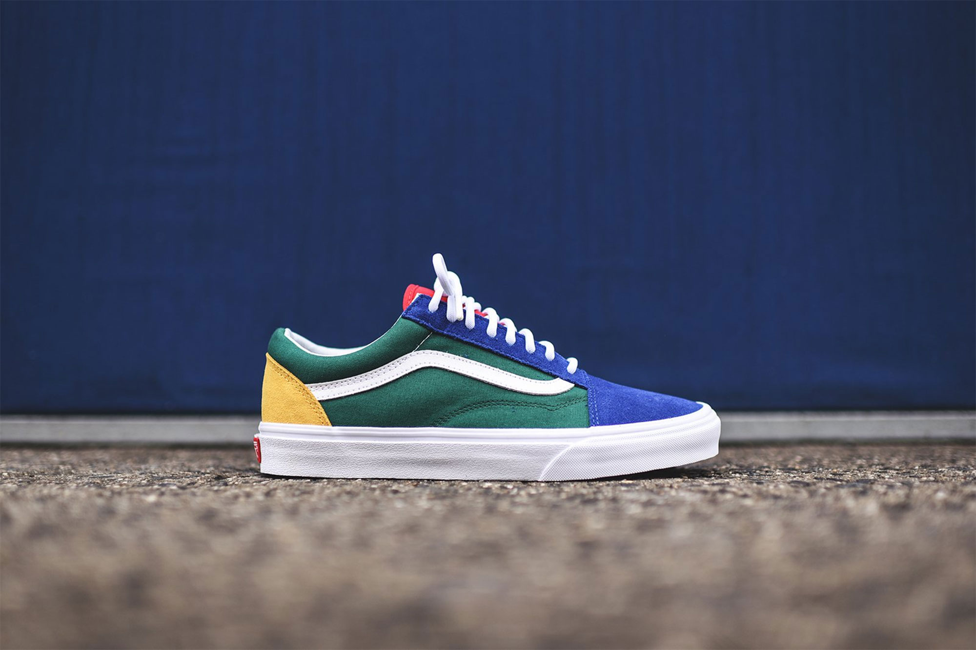 The Vans Yacht Club Pack  dab5cc336