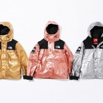 Supreme x The North Face, 'The Metallic Collection'