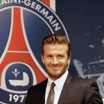 David Beckham signs for PSG and pledges his salary to charity