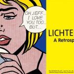 Lichtenstein: A Retrospective at TATE Modern London