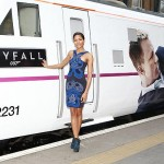 007 Skyfall themed train revealed between Edinburgh & London