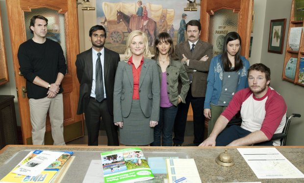 Parks and recreation BBC4 comedy