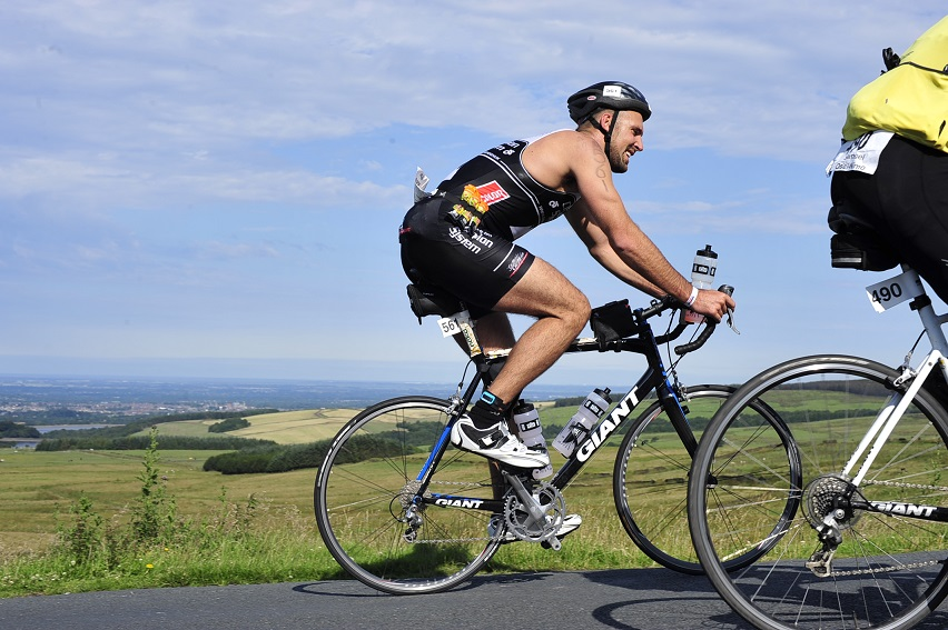 The Ironman British Triathlon Matt Wroe Scope
